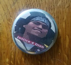Honoring Water Protector Dion Ortiz. Donation request: TBD