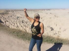 Cante Waste Win (Good Hearted Woman); RedFawn Fallis