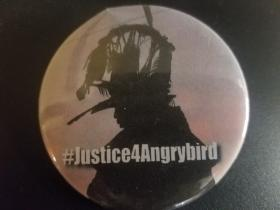 Hashtag pins for Angry Bird's official Support Committee. Donation request: TBD
